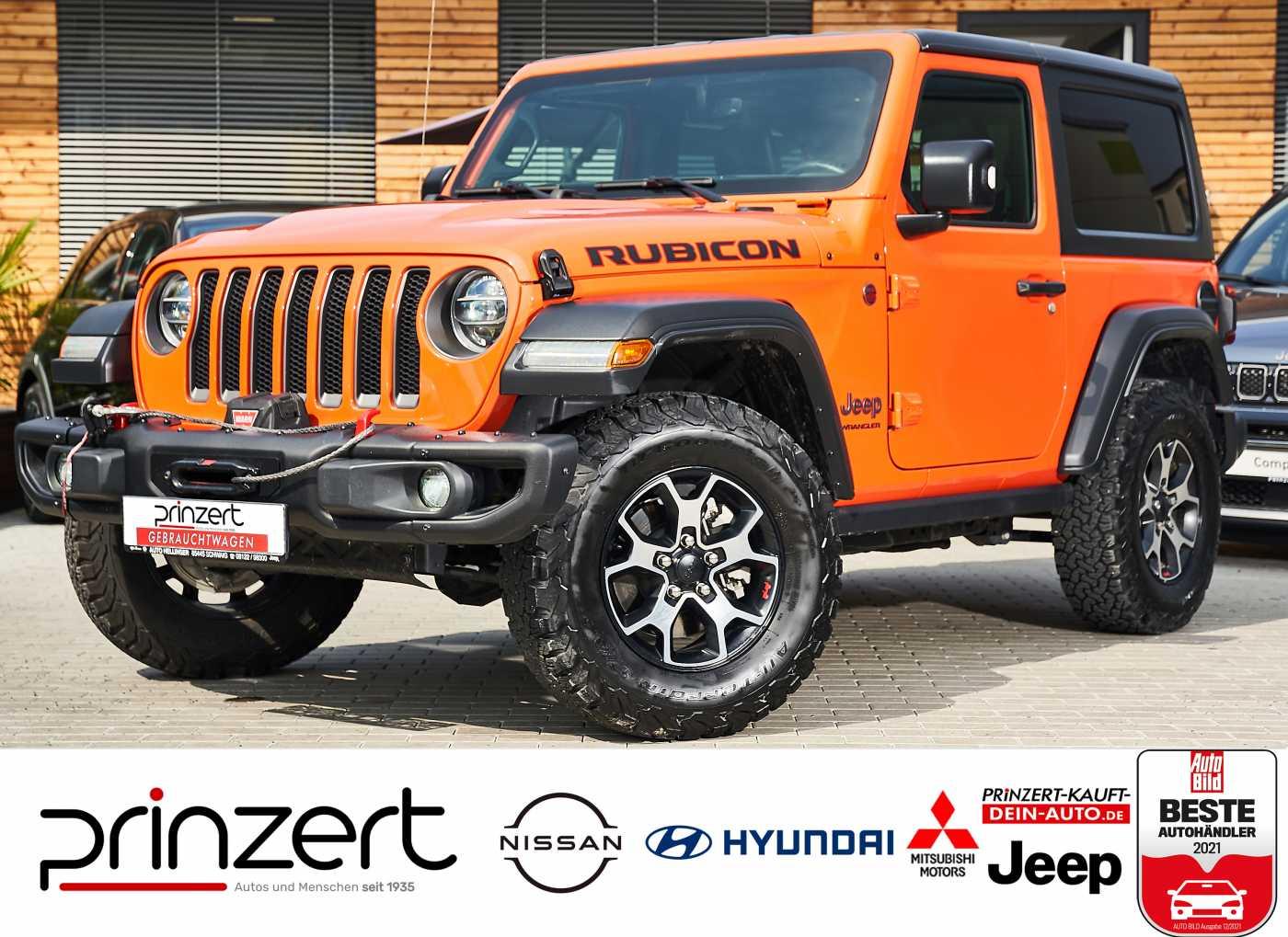 Jeep Wrangler 2.2 CRDi 4WD AT Rubicon Leder Technologie, Jahr 2018, Diesel