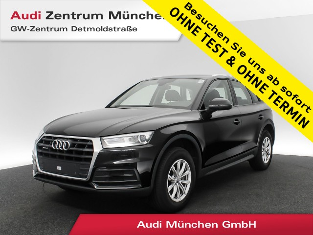 Audi Q5 40 TDI qu. Virtual AHK Assistenz Navi el.Heckklappe R-Kamera S tronic, Jahr 2019, Diesel