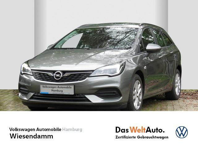 Opel Astra Kombi 1,5 D Edition Automatik Tempomat Navi Klima, Jahr 2020, Diesel