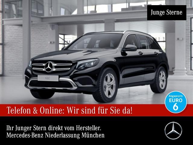 Mercedes-Benz GLC 220 d 4M Exclusive AMG Burmester COMAND LED 9G, Jahr 2017, Diesel
