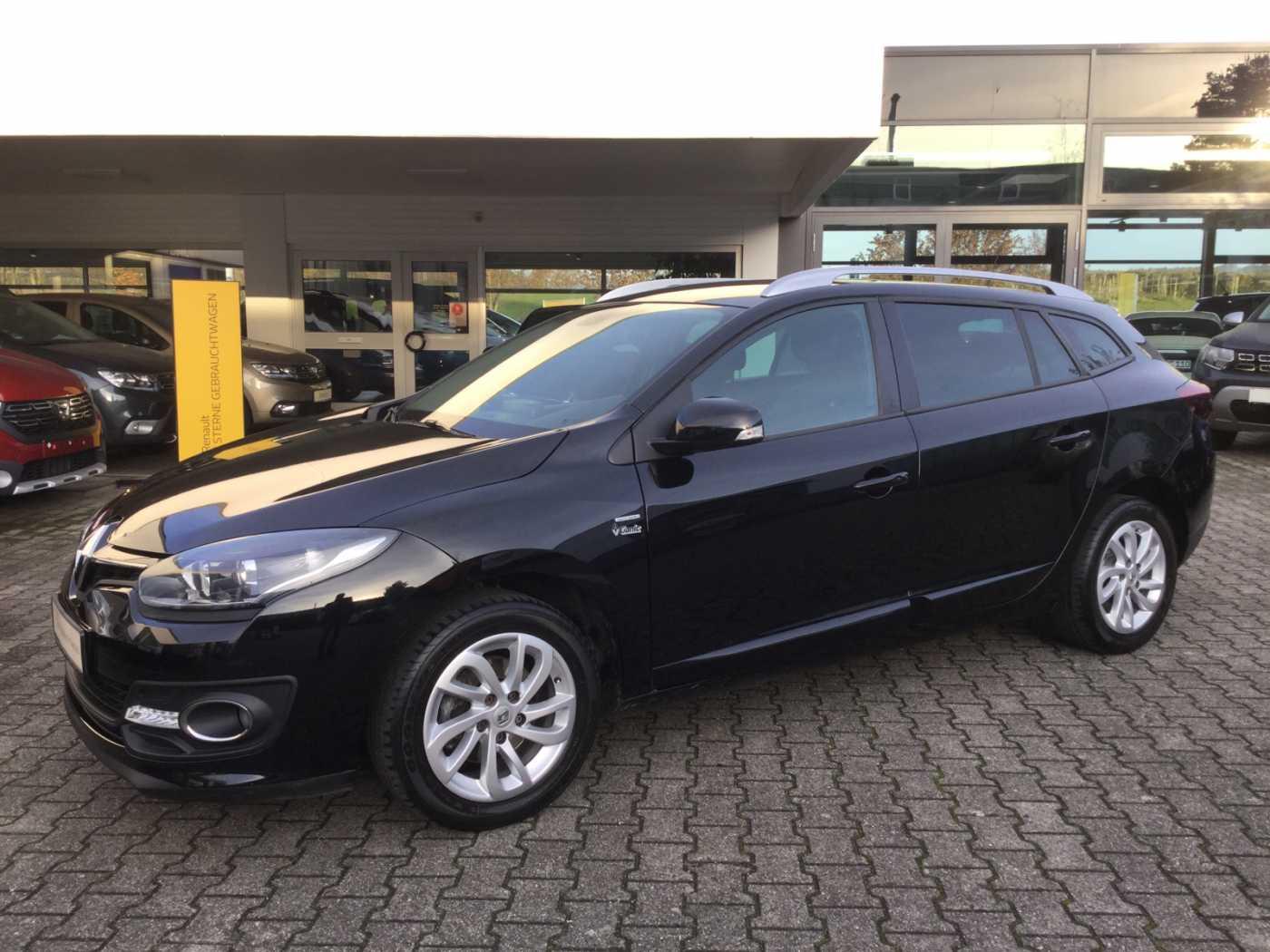 Renault Megane Grandtour Limited DCi 110, Jahr 2015, Diesel