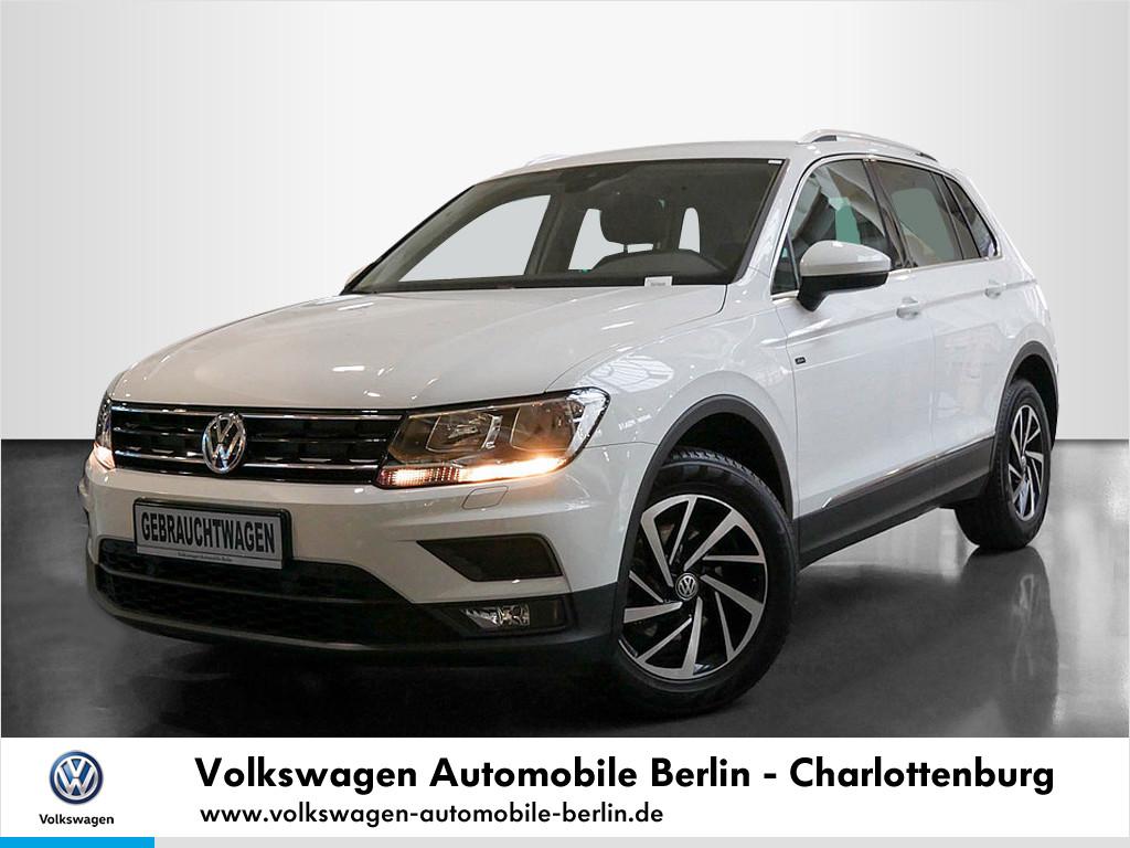 Volkswagen Tiguan 2.0 TDI Join, Jahr 2018, Diesel
