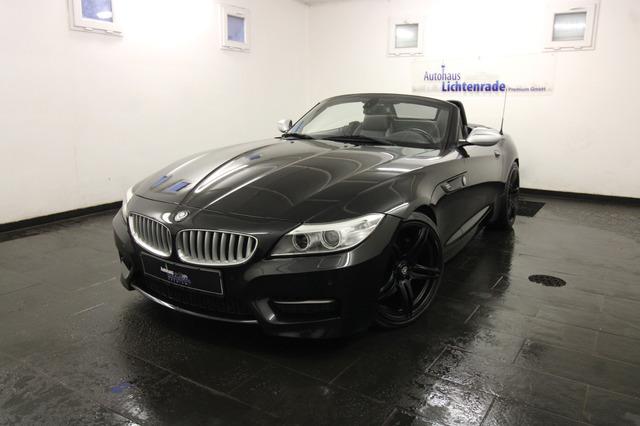 BMW Z4 35is ROADSTER M-SPORTPAKET|19M-ALU|NAVI PROF, Jahr 2014, Benzin