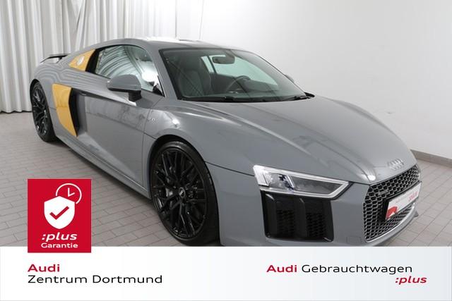 Audi R8 V10 plus AudiExclusive/Carbon/Sportaga./B+O, Jahr 2017, Benzin
