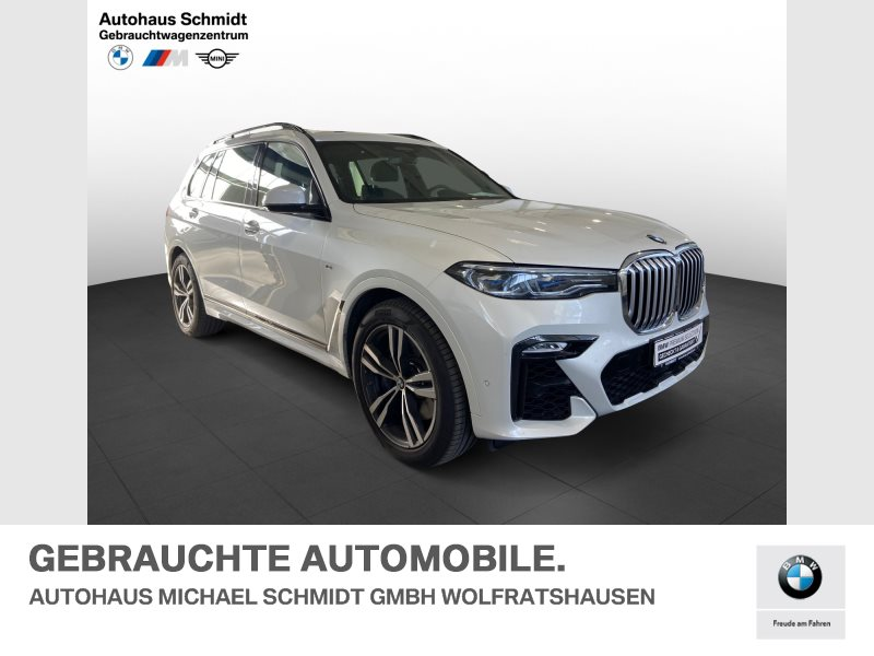BMW X7 xDrive40d 21 Zoll*Sky Lounge*Fond Entertainment*Komfortsitze*, Jahr 2021, Diesel