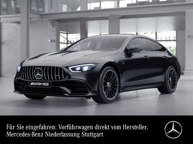 Mercedes-Benz AMG GT Cp. 4M Fahrass WideScreen 360° Multibeam, Jahr 2020, Benzin