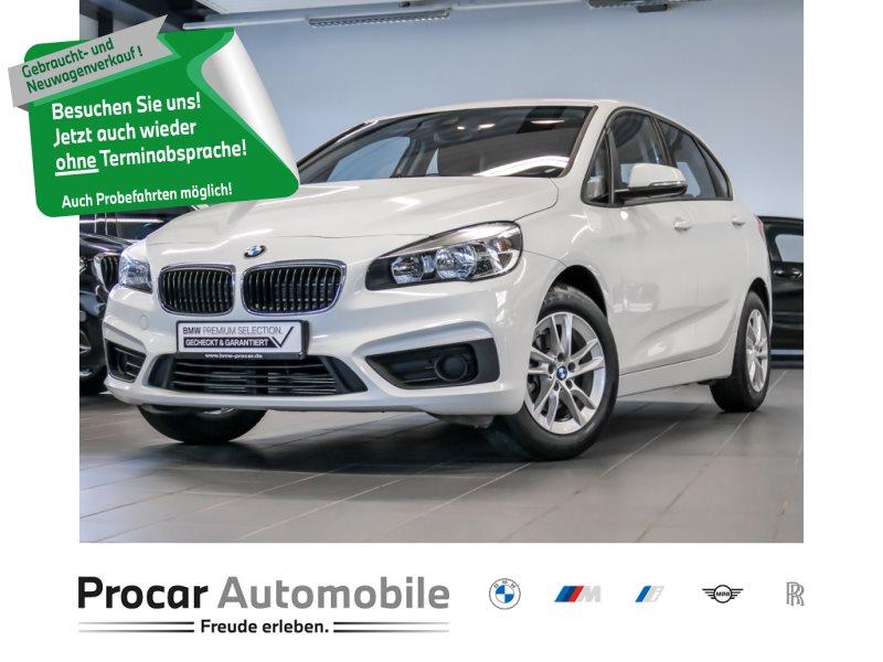 BMW 216i Active Tourer Klima, Jahr 2017, Benzin