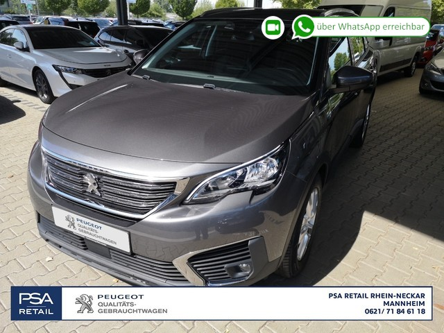 Peugeot 5008 Active BlueHDi 120*NAVI*SHZ*EPH*RF-KAMERA, Jahr 2017, Diesel