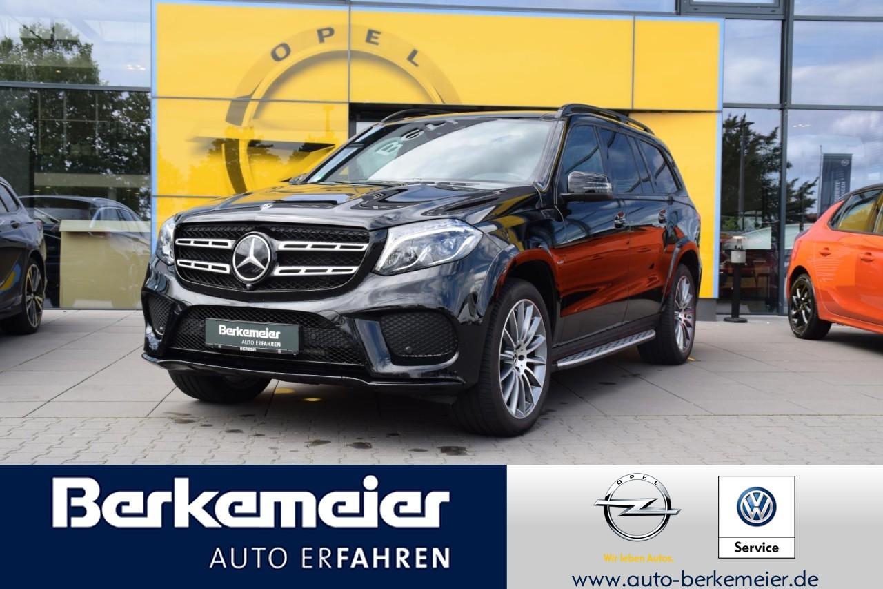Mercedes-Benz GLS 500 Grand Edition/Klima/Panorama/Sitzheizung, Jahr 2019, Benzin