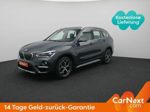 BMW X1 sDrive18i Aut. xLine LED NAVI, Jahr 2019, Benzin