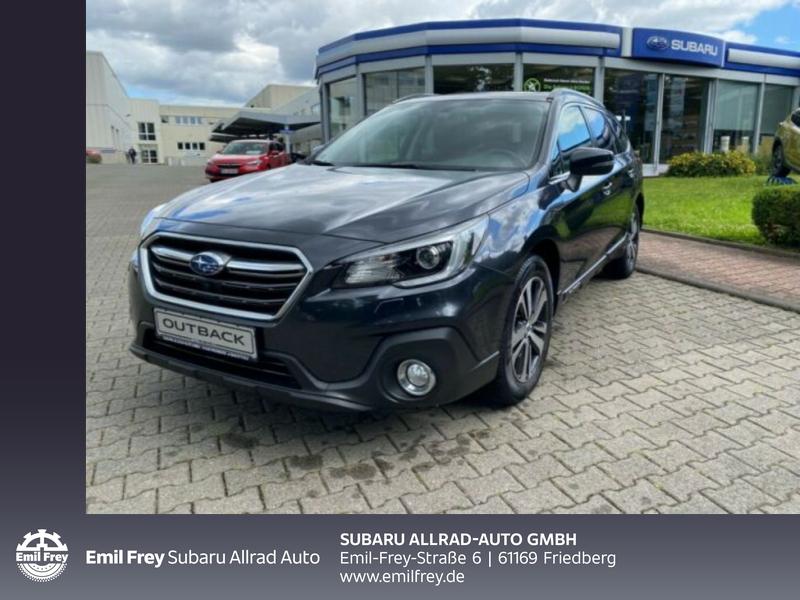 Subaru Outback 2.5i Sport Lineartronic, Jahr 2018, Benzin