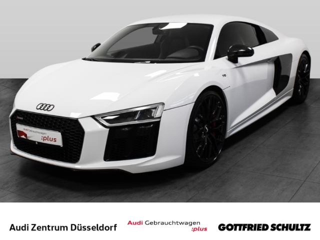 Audi R8 Coupe 5.2 FSI S-tronic RWS Heckantrieb Limitiert Nr. 817/999, Jahr 2018, Benzin