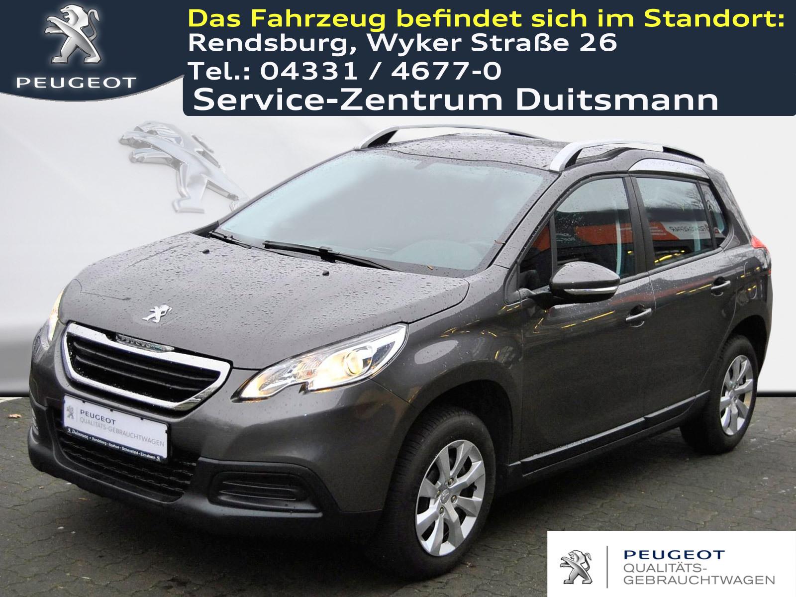 Peugeot 2008 82 VTI Acess ++Ganzjahresreifen++, Jahr 2014, Benzin