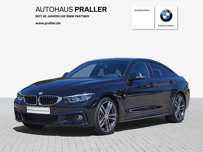BMW 440i xDrive Gran Coupé M Sportpaket Alcantara Navi LED, Jahr 2017, Benzin