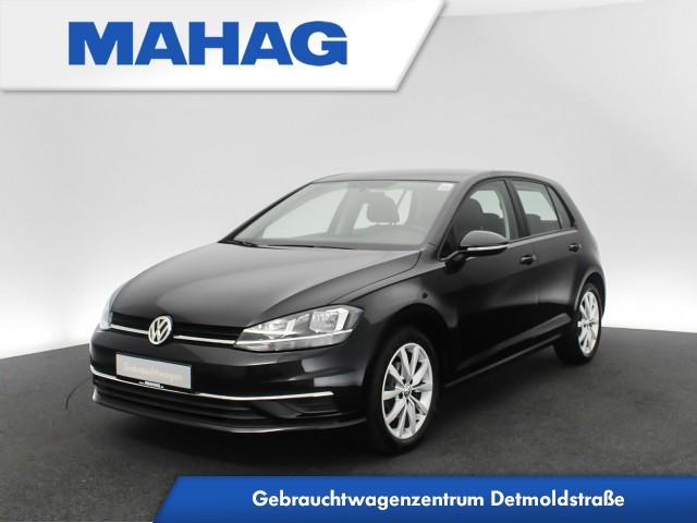 Volkswagen Golf VII 1.0 TSI Comfortline Navi Sitzhz. ParkPilot FrontAssist 17Zoll 5-Gang, Jahr 2019, Benzin