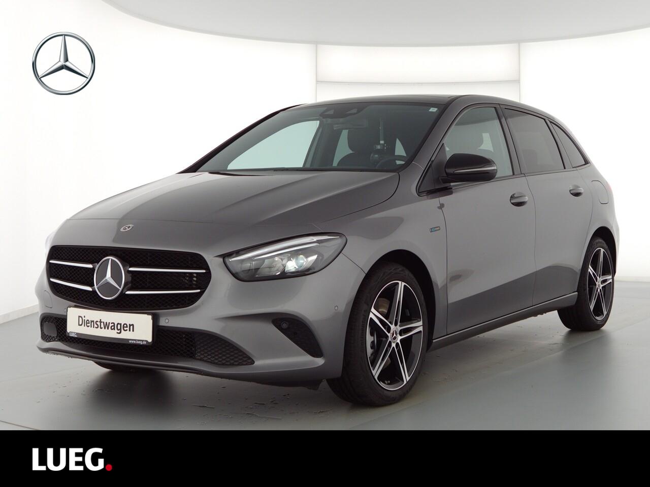 Mercedes-Benz B 250 e Sitzklima+Pano.-Dach+Night+HUD+LED+AHK, Jahr 2021, Hybrid