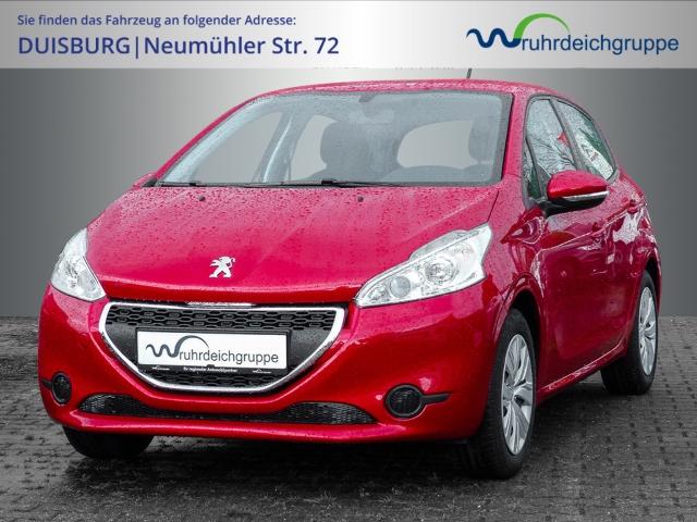 Peugeot 208 Active 1.2 Klima PDC LED Bluetooth, Jahr 2015, Benzin