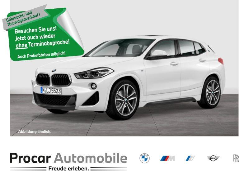 BMW X2 sDrive18d M-Sportpaket Navigation Finanz. ab 1,49%, Jahr 2018, Diesel