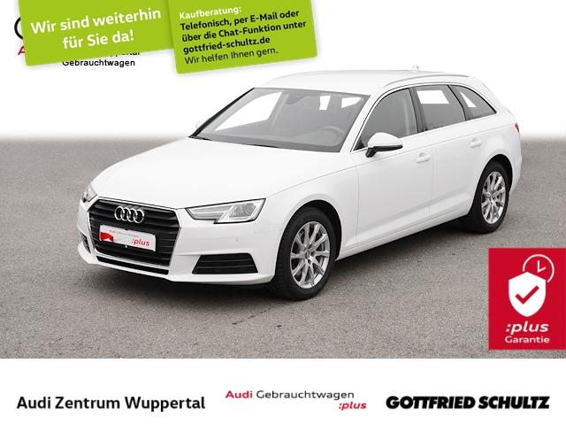 Audi A4 Avant 1.4TFSI R-KAM CONNECT XEN SHZ GRA PDC VO, Jahr 2018, Benzin