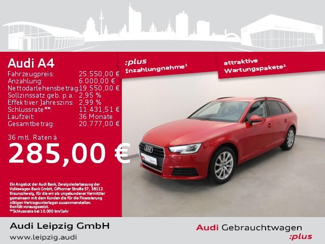 Audi A4 Avant 2.0 TFSI S-tronic *Xenon*Sitzheizung*, Jahr 2018, Benzin