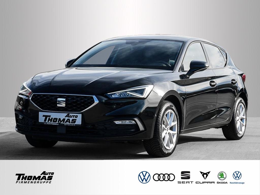 "Seat Leon ""Style"" 1.5 TSI NAVI+PDC+SHZ, Jahr 2020, petrol"