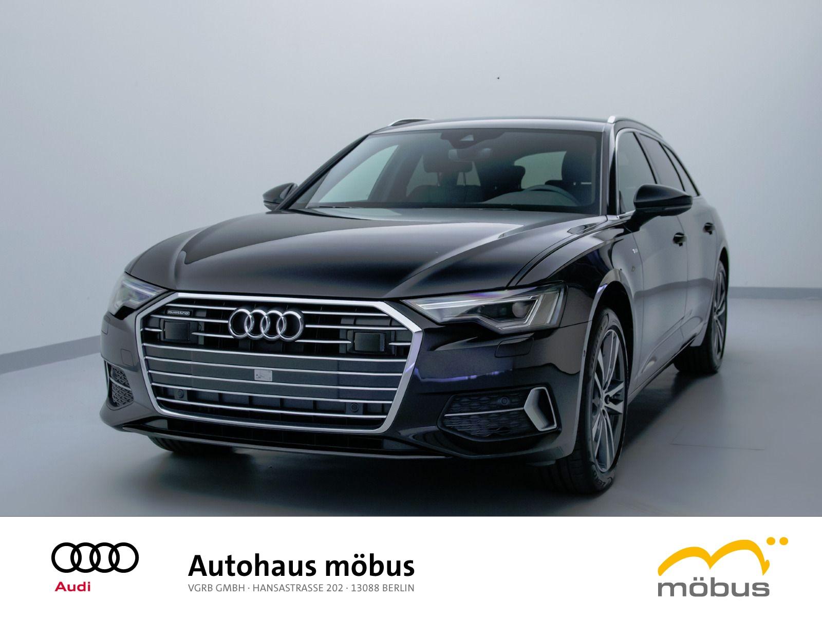 Audi A6 Avant sport 40 TDI S-TRO*QU*MATRIX*ACC*B&O*, Jahr 2021, Diesel