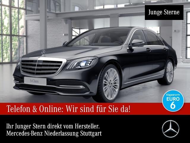 Mercedes-Benz S 400 d 4M designo 360° Stdhzg Pano Multibeam HUD, Jahr 2018, Diesel