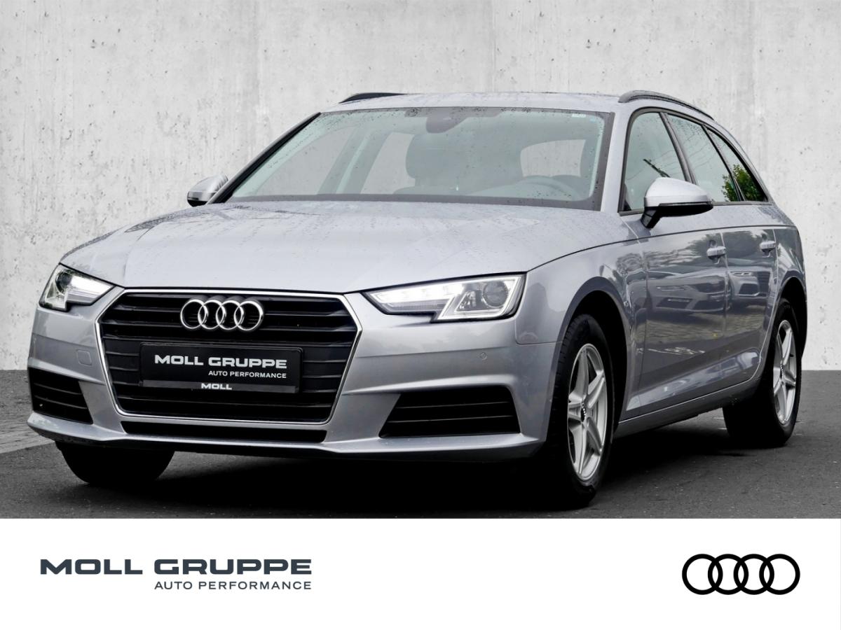 Audi A4 Avant 2.0 TDI Sportpaket Navi Keyless, Jahr 2018, Diesel
