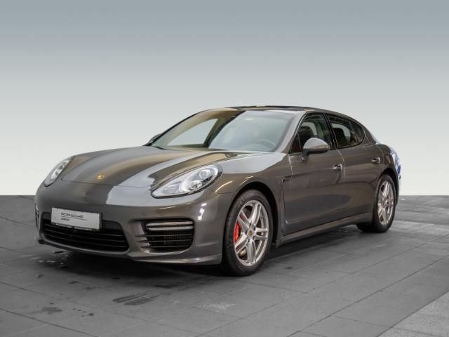 Porsche Panamera Turbo LED BOSE Surround View 19-Zoll, Jahr 2014, Benzin