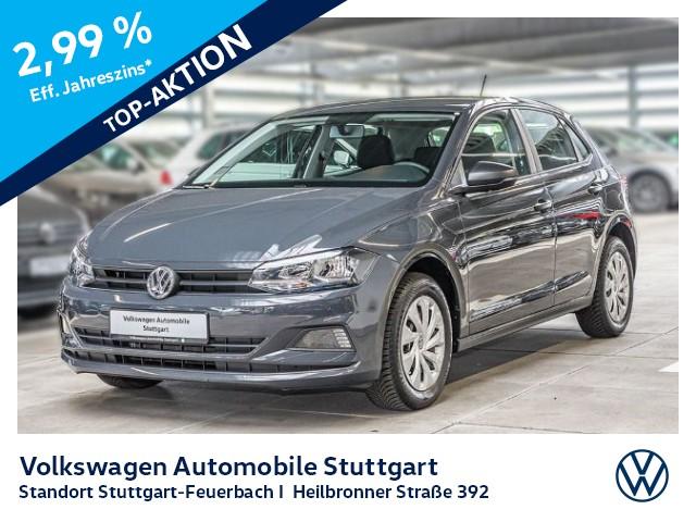 Volkswagen Polo 1.0 TSI Trendline Tempomat, Jahr 2018, Benzin