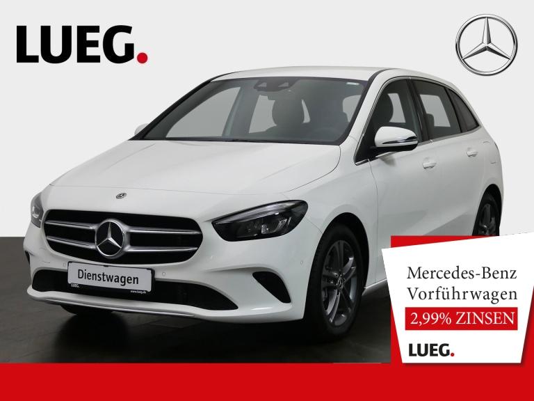 Mercedes-Benz B 200 PROGRESSIVE+TOTW+LED+KAMERA+SOUND+NAV-PREM, Jahr 2020, Benzin