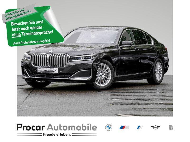 BMW 730d xDrive NAVI+HEADUP+LASER+MASSAGESITZE+STOP&GO+DAB, Jahr 2020, Diesel