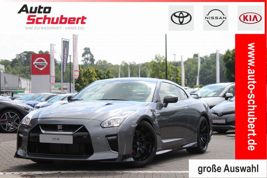 Nissan GT-R Track Edition+Titan SportabGasanlage+Brembo+Bose, Jahr 2021, Benzin