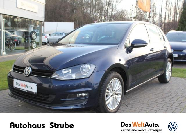 Volkswagen Golf VII CUP 1.2 TSI PARKLENKASS. CLIMATRONIC SHZ, Jahr 2014, Benzin