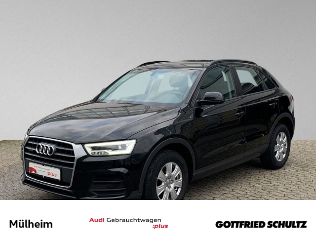 Audi Q3 2.0 TDI quattro TEMP+SIDE ASSIST+ BLUETOOTH+MUFU, Jahr 2015, Diesel