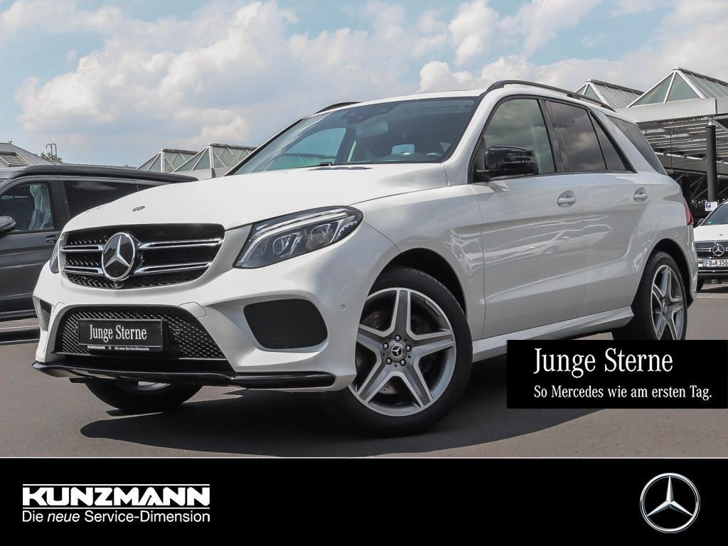Mercedes-Benz GLE 250 d 4M AMG Night Comand LED FahrassistenzP, Jahr 2017, Diesel