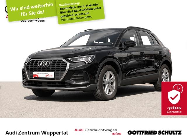 Audi Q3 35 TDI ACC PANO AHK VIRTUAL CONNECT DRIVE LED NAV SHZ BT GRA 17ZOLL, Jahr 2020, Diesel