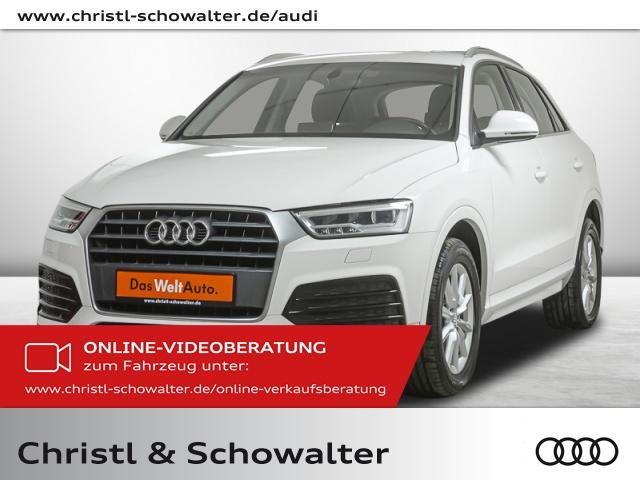 Audi Q3 sport 2.0 TDI S tronic Navi LED Klima, Jahr 2018, Diesel