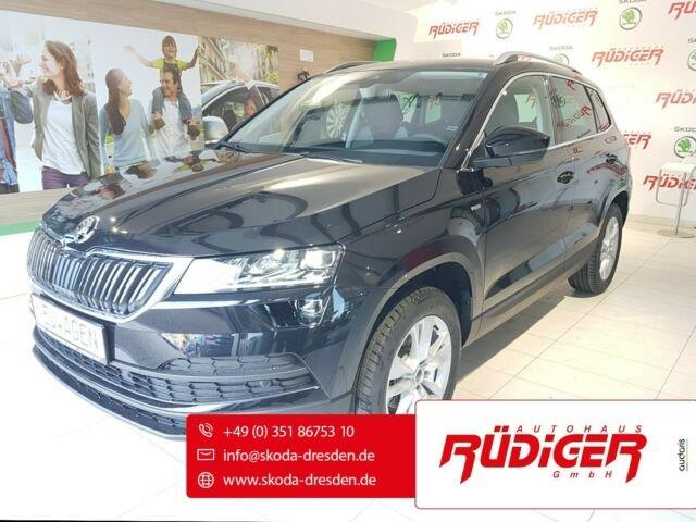 Skoda KAROQ DRIVE 2,0l TDI 4x4110 kW, 7-Gang-DSG, Jahr 2021, Diesel