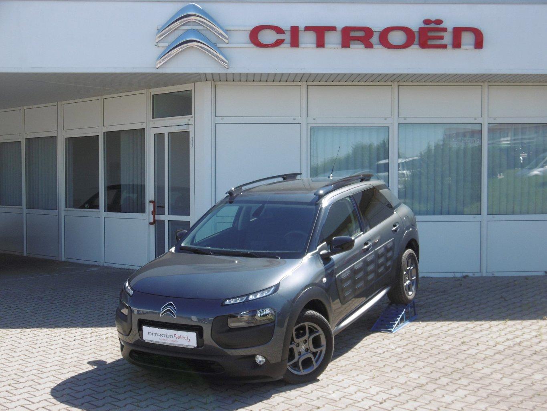 Citroën C4 Cactus Shine PT 110 *Navigation *AAC *PDC, Jahr 2015, Benzin