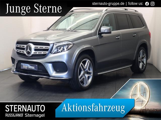 Mercedes-Benz GLS 500 1.000EUR SOFORTBONUS BEI KAUF BIS 15.4., Jahr 2018, Benzin