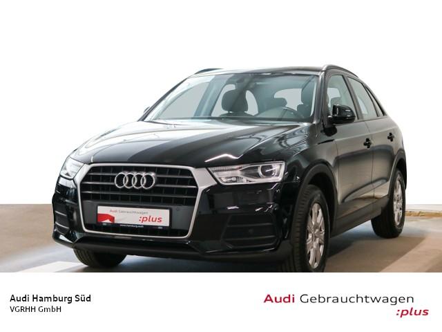 Audi Q3 1.4 TFSI NAVI/PANO/XENON/DAB, Jahr 2017, Benzin