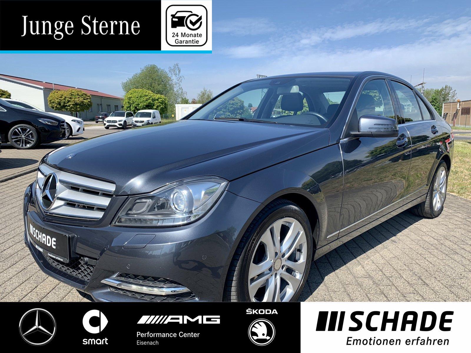 Mercedes-Benz C 180 Avantgarde Xenon*Navi*Schiebedach*Parktr.*, Jahr 2013, Benzin