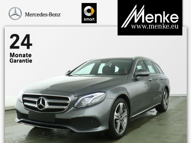 Mercedes-Benz E 450 4M T-Mod Avantgarde,360°,LED,Memory, Jahr 2018, Benzin