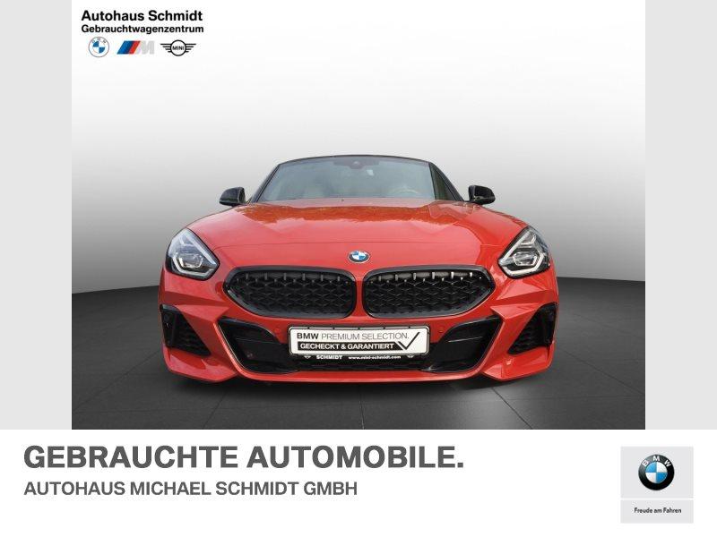 BMW Z4 M40i DAB+HARMAN KARDON+FAHRWERK+, Jahr 2019, Benzin
