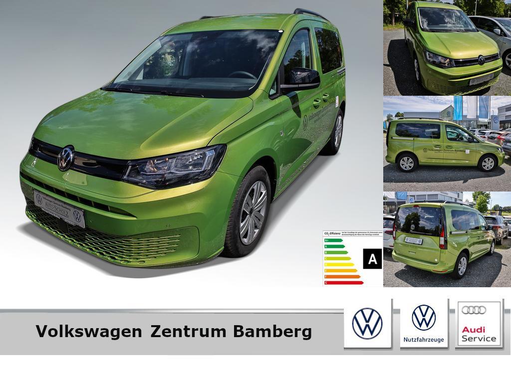 Volkswagen Caddy California 2.0 TDI+DSG+NAVI+REAR VIEW+GRA, Jahr 2021, Diesel