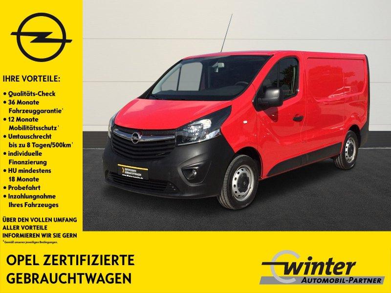 Opel Vivaro Kastenwagen KLIMA/SHZ/DOPPELSITZBANK, Jahr 2018, Diesel