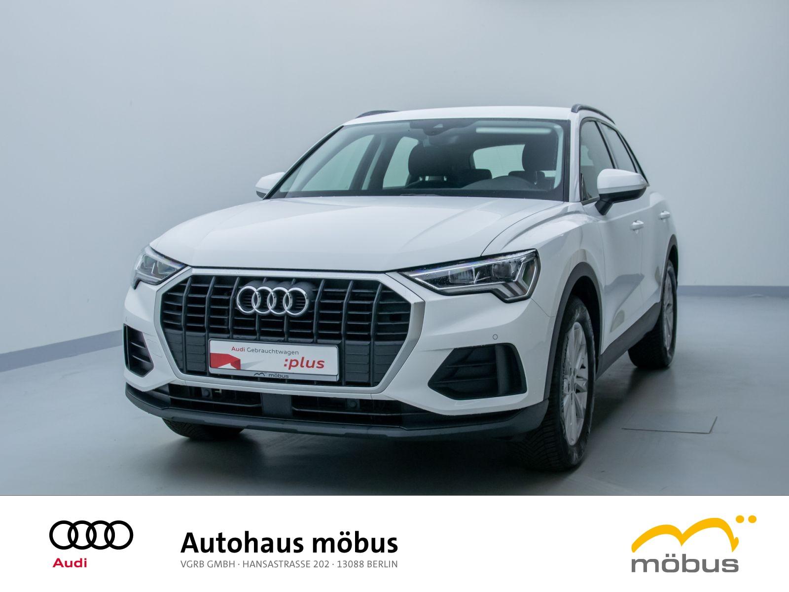 Audi Q3 35 TFSI S-TRO*PDC*GRA*LED*NAVI*SHZ*ASSIST, Jahr 2019, Benzin