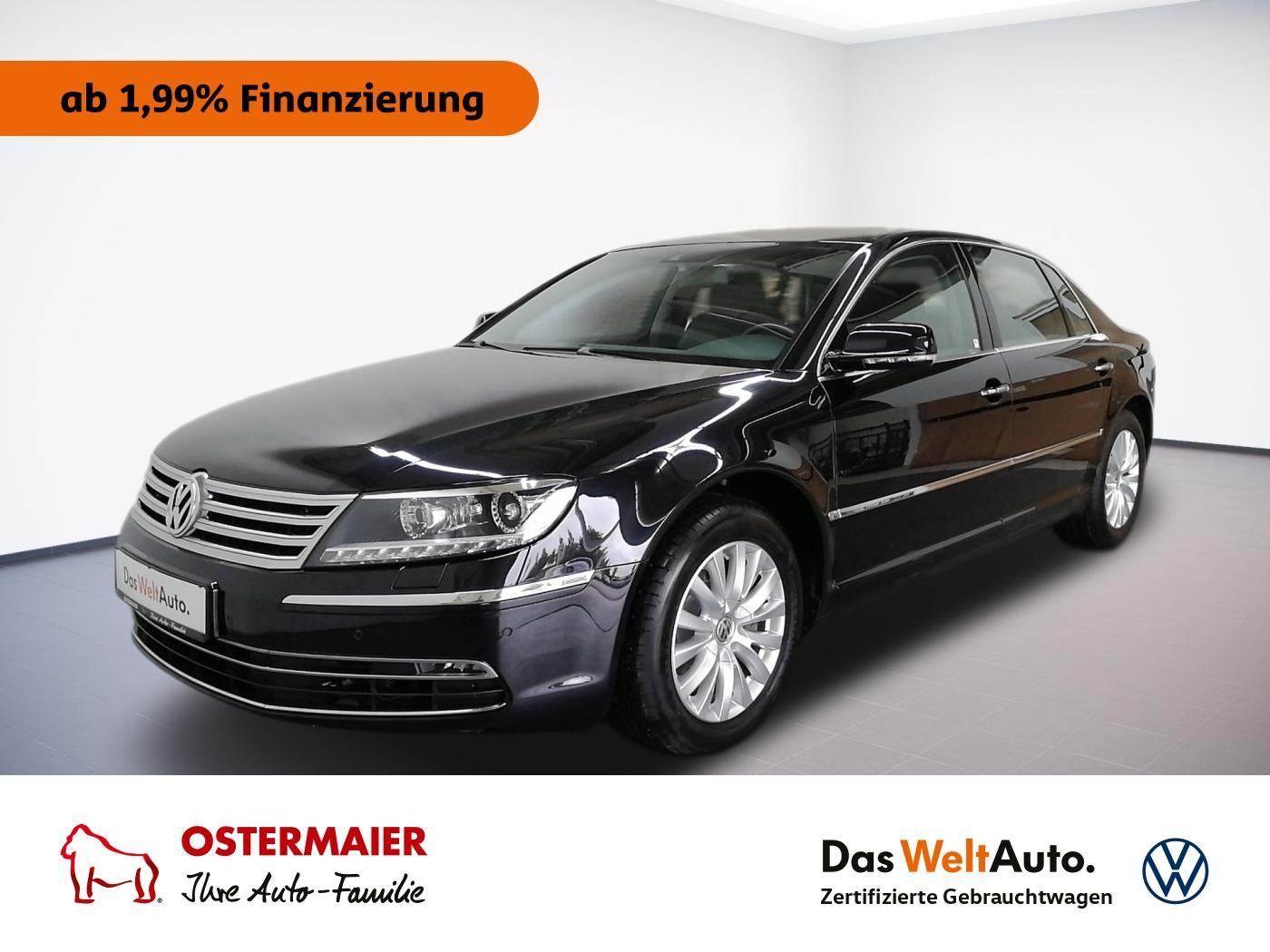 Volkswagen Phaeton lang 3.0TDI 245PS DSG 4M LUFT.NAVI.PDC.P, Jahr 2015, Diesel