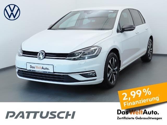 Volkswagen Golf VII 1.6 TDI 'IQ. DRIVE' LED AHZV Navi, Jahr 2019, Diesel